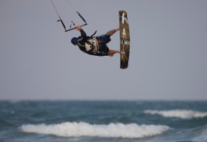Mike Wagner Kiteboarder
